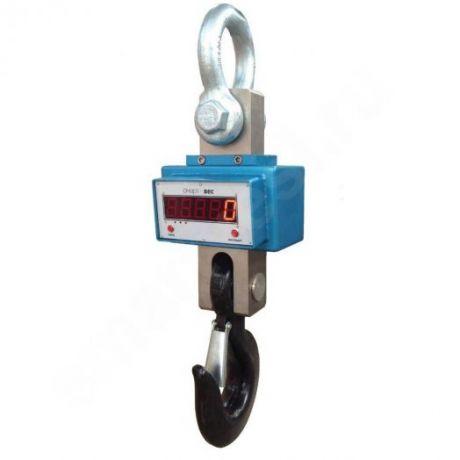Крановые весы электронные ВЭК-20000 (20 тонн)
