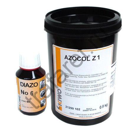 Фотоэмульсия AZOCOL Z1 (0,9 кг.)