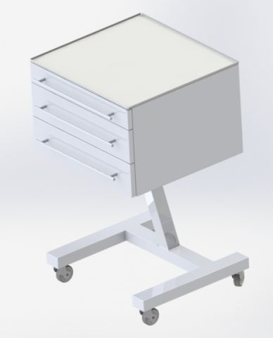 Столик передвижной DS-Mobil-1.3