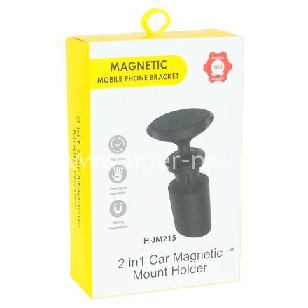 Автомобильный держатель MAGNETIC H-JM215 магнитный