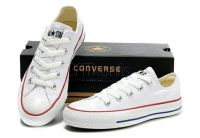 Converse All Star Low White