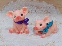 свинка из мыла