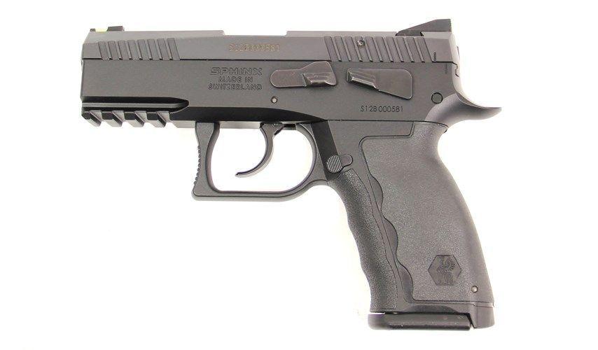 Пистолет Sphinx SDP
