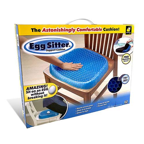 Гелевая подушка для сиденья Egg Sitting