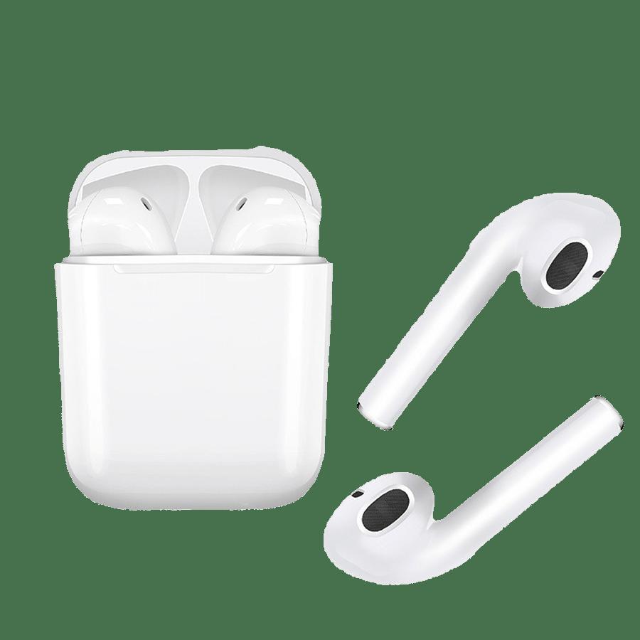 Наушники беспроводные i12 TWS. Bluetooth. Белые