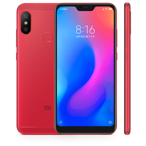 Xiaomi Redmi 6 Pro 3x32gb (Красный)