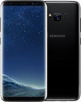 Galaxy S8 64GB DUOS Midnight Black