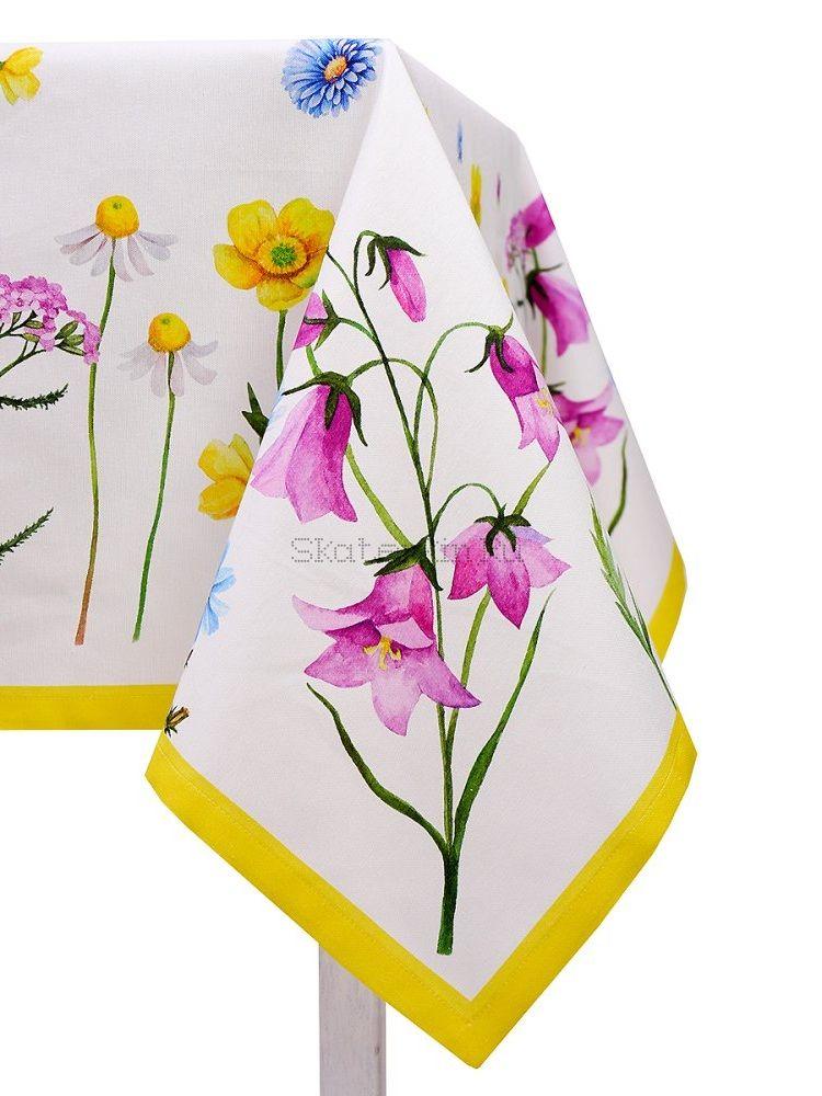 Скатерть Полевые цветы (Kate)