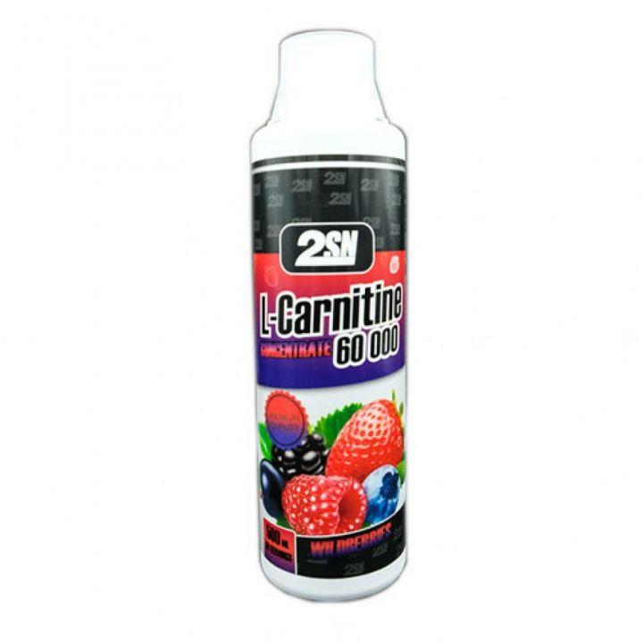 L-Carnitine 60000 лесные ягоды (2SN)