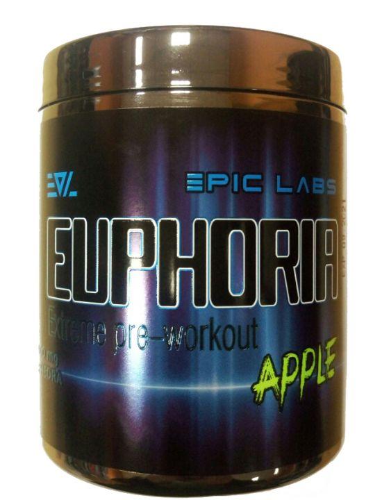 Euphoria, Яблоко (EpicLabs)