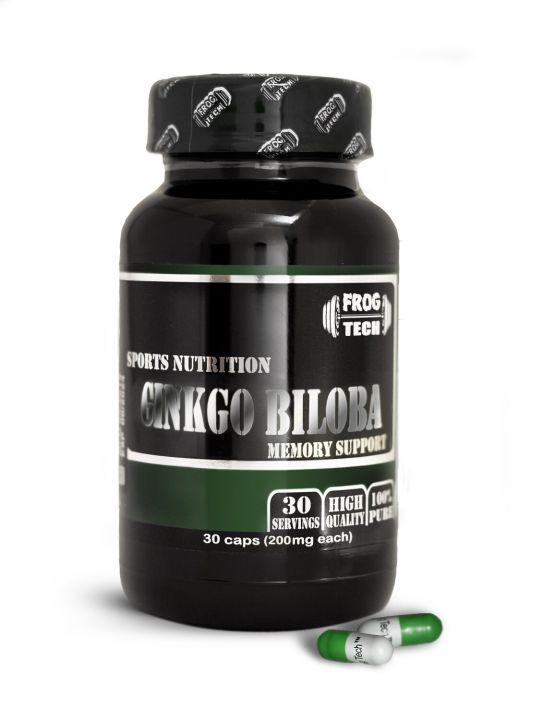 Ginkgo biloba 30 caps (FrogTech)