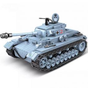 Конструктор LEGO военный немецкий танк Panzer IV