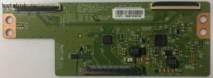 Плата t-con 6870C-0532A (Dexp F43C7000C)