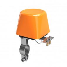 Съемный электропривод для запорного крана, беспроводной