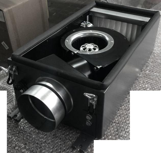 Вытяжная установка Minibox.X-300