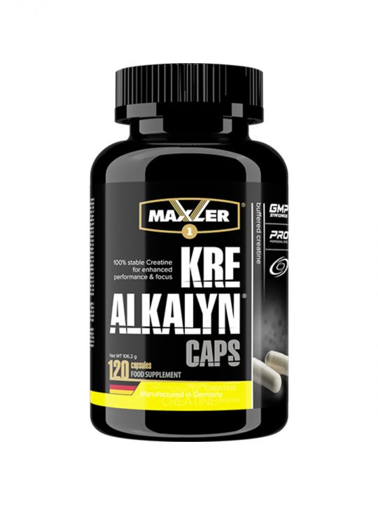 Kre Alkalyn 120 caps(Maxler)