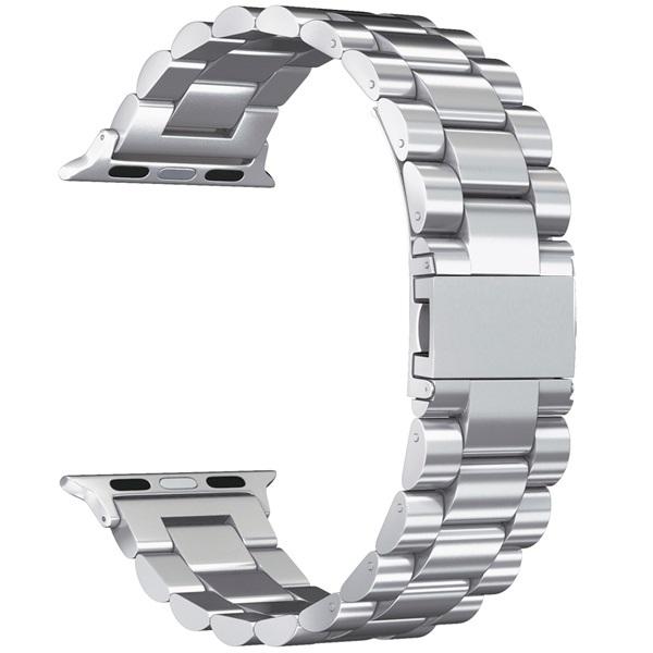 Ремешок Apple Watch 42/44mm (серебро)