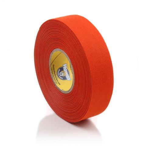 Лента хоккейная Howies 24мм х 22,8м оранжевая