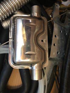 Автономный подогреватель 5 кВт/24 В, дизель