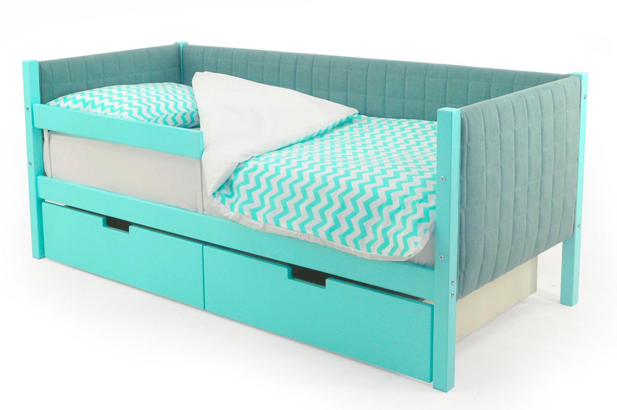 Детская кровать-тахта мягкая Svogen