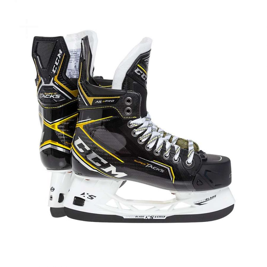 КОНЬКИ CCM SUPER TACKS AS3 PRO JR