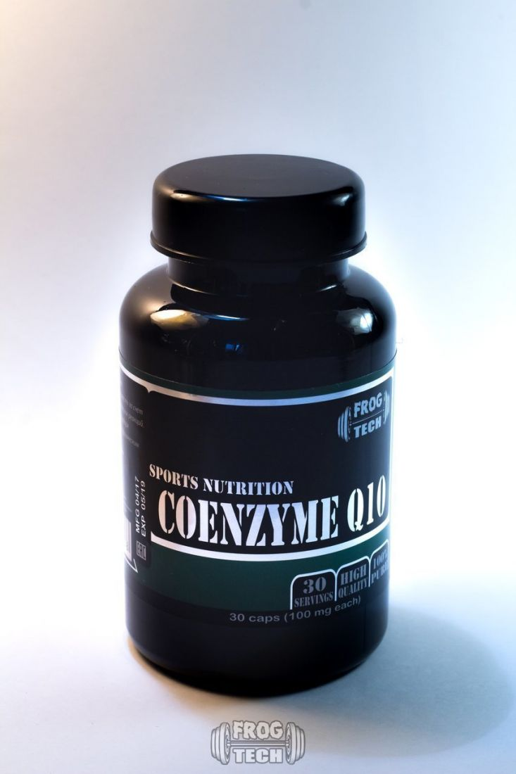 Coenzyme q10 30 капсул