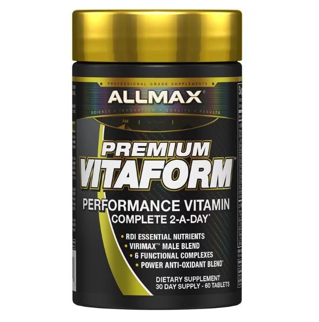 Allmax Multi Vitamin for men 60 таб