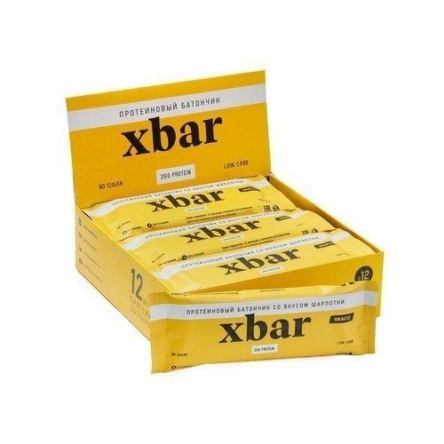 Протеиновый батончик Xbar 60 гр