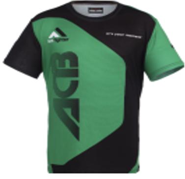 Футболка ACB - Green