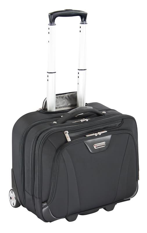 dfab412e7e89 Мобильный офис - сумка Wenger 72992295 на колесах