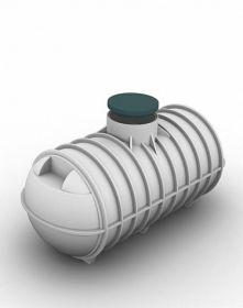 Септик пластиковый С3000 литров