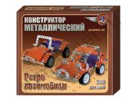 Конструктор ДЕСЯТОЕ КОРОЛЕВСТВО 00950 Ретро-авто (300 эл)