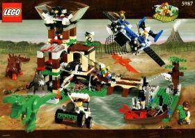 5987 Лего Центр исследования динозавров