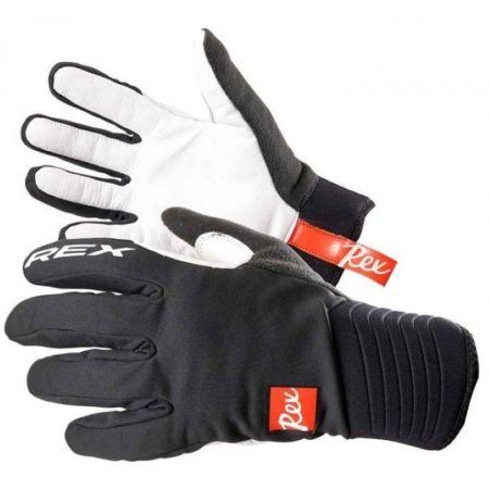 перчатки утепленные rex thermo plus