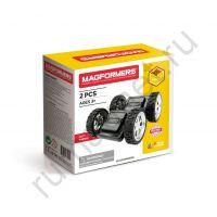 Набор MAGFORMERS 713009 Click Wheels