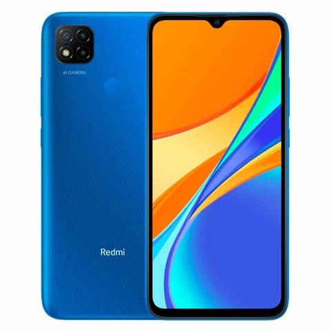 Xiaomi Redmi 9C NFC Blue 64Gb