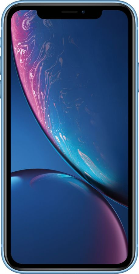 iPhone Xr, 256 ГБ, Синий