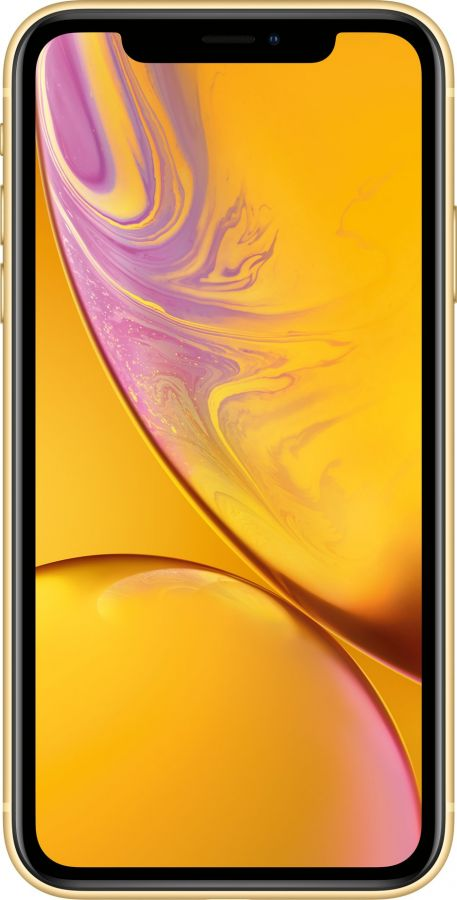iPhone Xr, 64 ГБ, Желтый