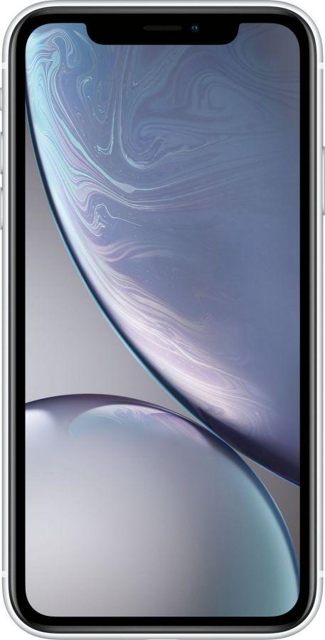iPhone Xr, 256 ГБ, Белый