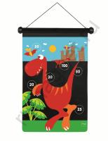 Магнитный дартс SCRATCH 6182017 Динозавр