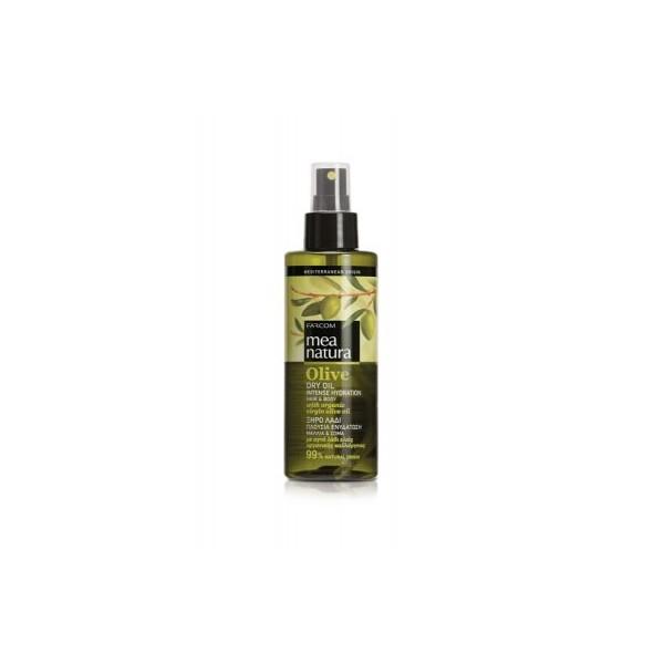 Оливковое масло в спрее для интенсивного увлажнения волос и тела 160 мл