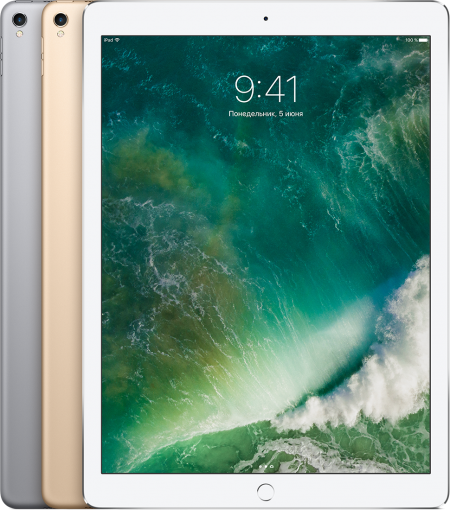 Apple iPad Pro 12.9 (2017) 64Gb Wi-Fi LTE