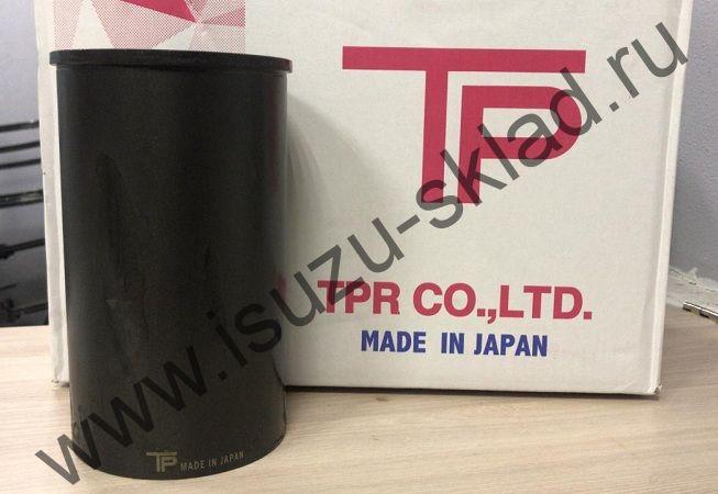 Гильза блока цилиндров двс 1X (4HK1/6HK1) NPR75/NQR75/NQR90/FVR34 (Япония)