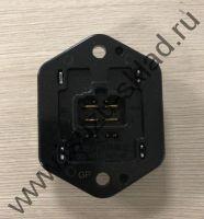 Резистор печки (4 контакта) NQR71/75