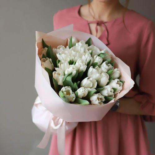 Букет цветов из 25 тюльпанов