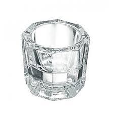 Стаканчик стеклянный для жидкости