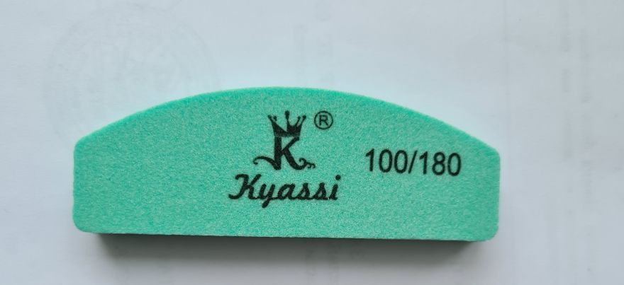 Блок шлифовочный (баф) 100/180 зеленый