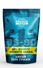 Изолят соевого белка 90% BS- 90 1кг (Китай)