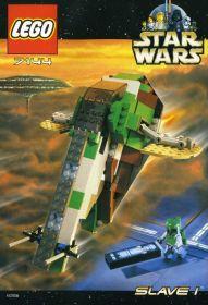 7144 Лего Слейв I