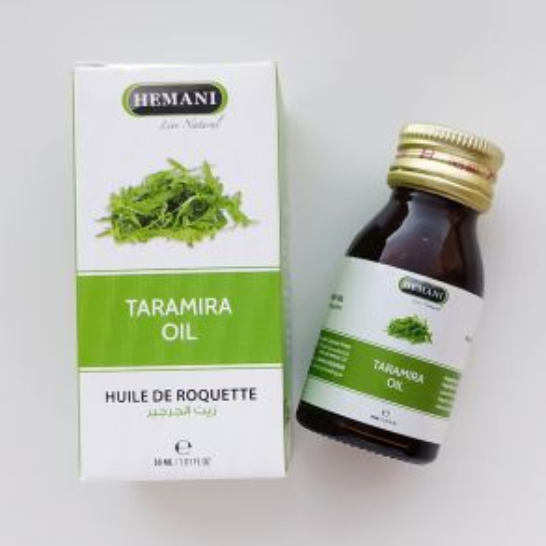 Масло рукколы (усьмы)   Teramira oil   30 мл Hemani